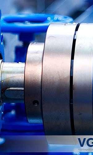 Alinhador a laser industrial