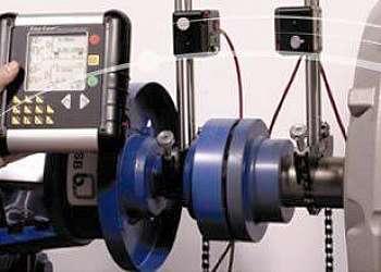 Maquina de alinhamento digital