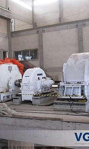 Alinhamento de motores e redutores