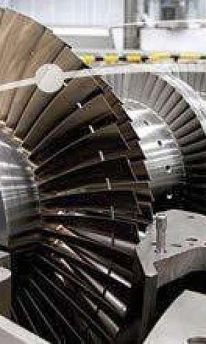 Empresas de manutenção de turbinas