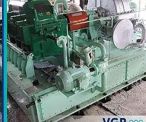 Instalação de turbinas industriais