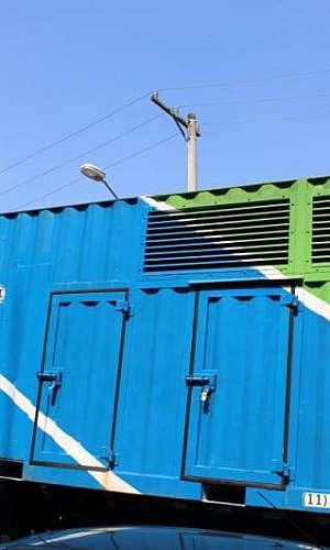 Manutenção de geradores a diesel