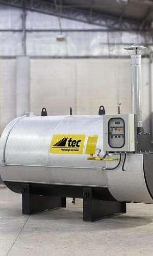 Manutenção de vaporizadores GLP