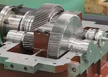 Manutenção de redutores de velocidade