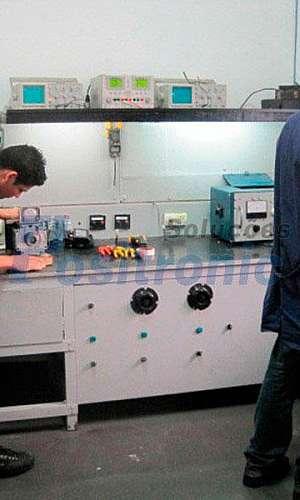 Manutenção preventiva servo motor