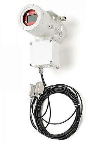 Medidor de vazão tipo turbina para líquidos