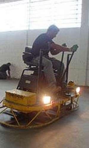 Nivelamento de piso
